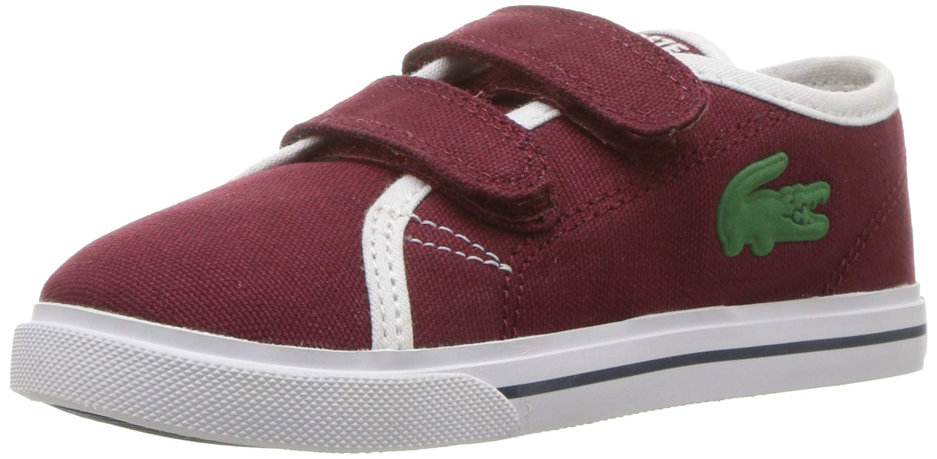 Lacoste Baby RIBERAC Sneaker, RED White