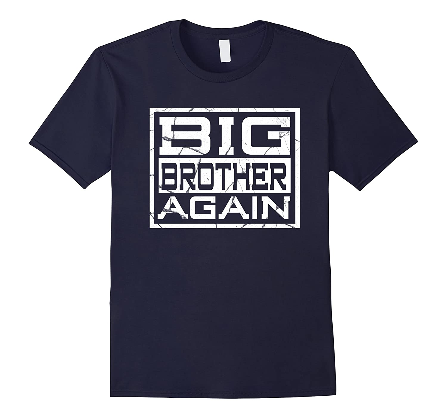 Promoted To Big Brother Again Shirt-CD