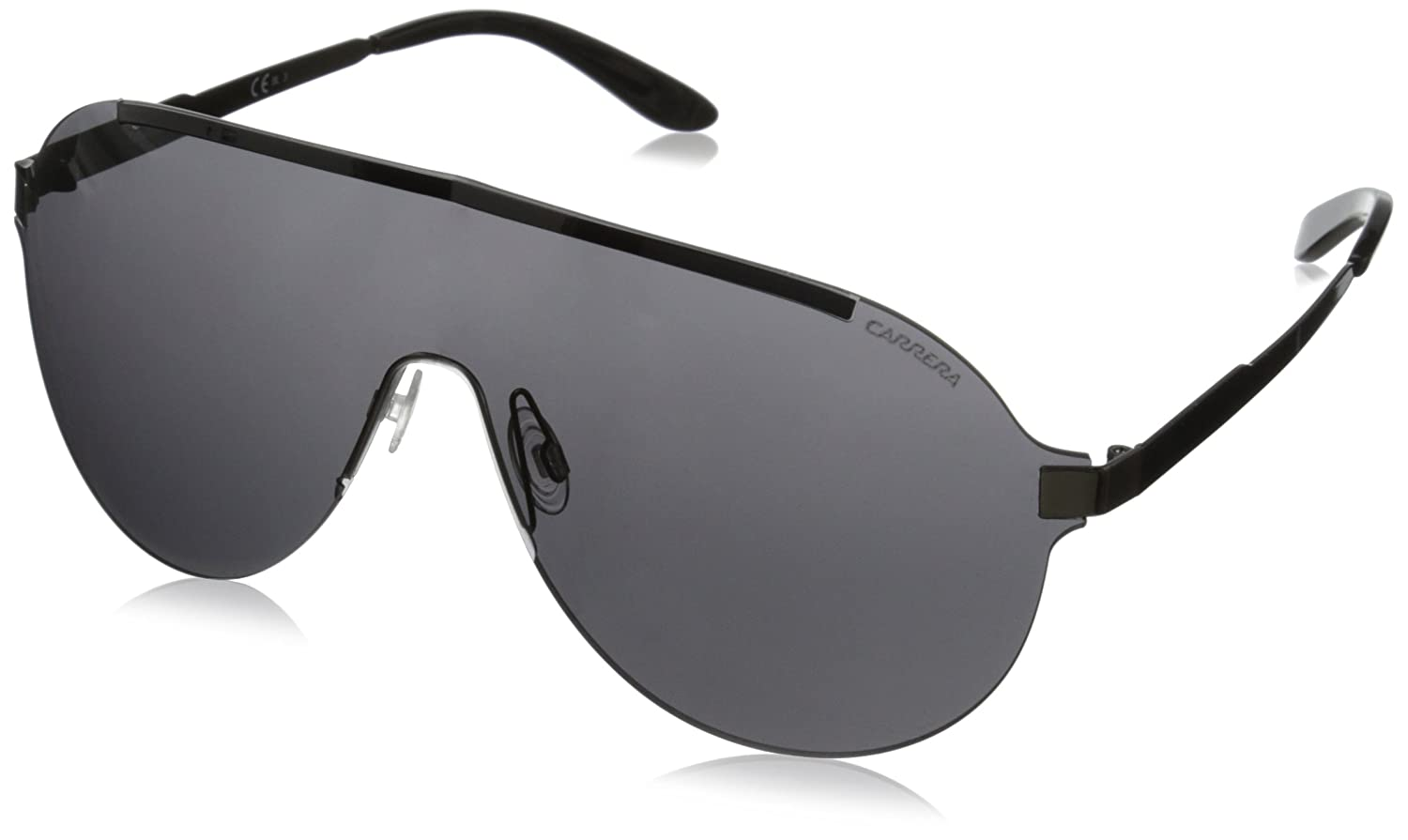 Amazon.com: Carrera CA92S Aviator Sunglasses, Black Bronze, 99 mm: Clothing
