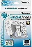 Base de recharge blanche pour Gamepad et télécommandes Wii U