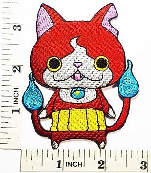 amazon com yo kai yokai watch character cartoon comics kid patch