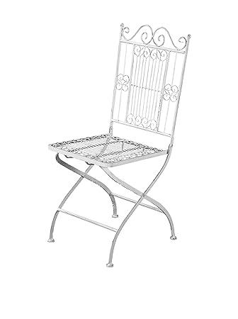 Home Haushalt Stuhl AntikKücheamp; Eisen Weiß Novità rdeCBWox