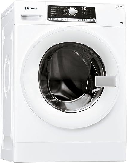 Bauknecht WM Move 914 ZEN / A+++ / 9 kg / ZEN Technologie / Dosieranzeige / FreshFinish / Weiß