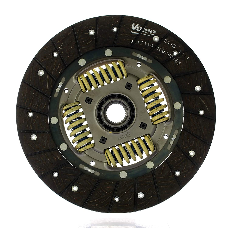 Amazon.com: VALEO Clutch Kit with Flywheel Fits OPEL Vectra C SAAB 9-5 2.2L 2002-: Automotive