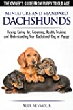 Dachshunds - The Owner's Guide From Puppy To Old Age - Choosing, Caring for, Grooming, Health, Training and…