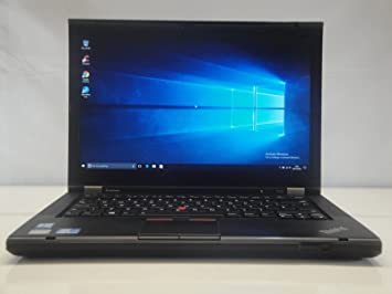 Fast Lenovo ThinkPad T430 Windows 10 (64 Bit) Laptop Core i5 3rd Generation  2 6Ghz 8GB RAM 240Gb SSD Wifi DVDrw (Renewed)