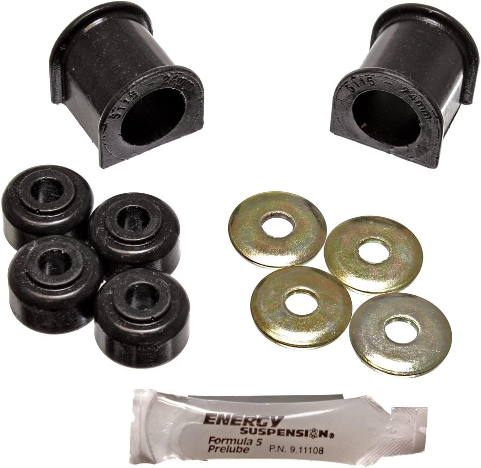 Energy Suspension 8.5114G 24MM FRONT SWAY BUSHINGS