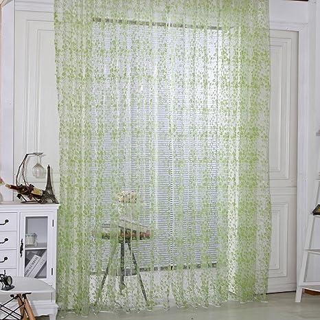 brightup Transparente Tulle Tende/floccaggio modello tende per la ...