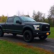 2016 F150 Lift Kit >> Motofab Lifts F15 2 5 2 5 Inch Front Leveling Lift Kit That Is Compatible With F150