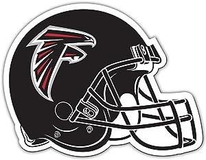Fremont Die NFL Unisex Vinyl Helmet Magnet
