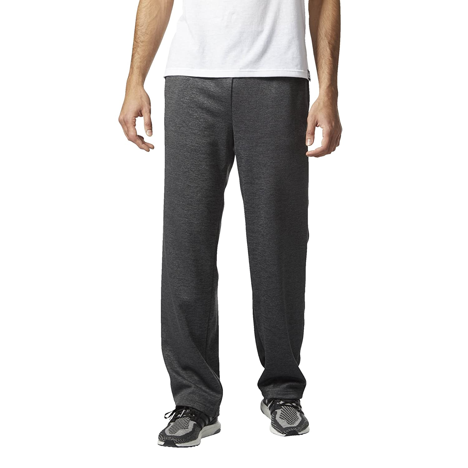 Adidas Men's Team Issue Fleece Open Hem Pant F17AAM753-P