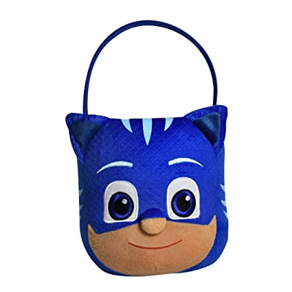 PJ Masks Catboy Plush Basket, Medium