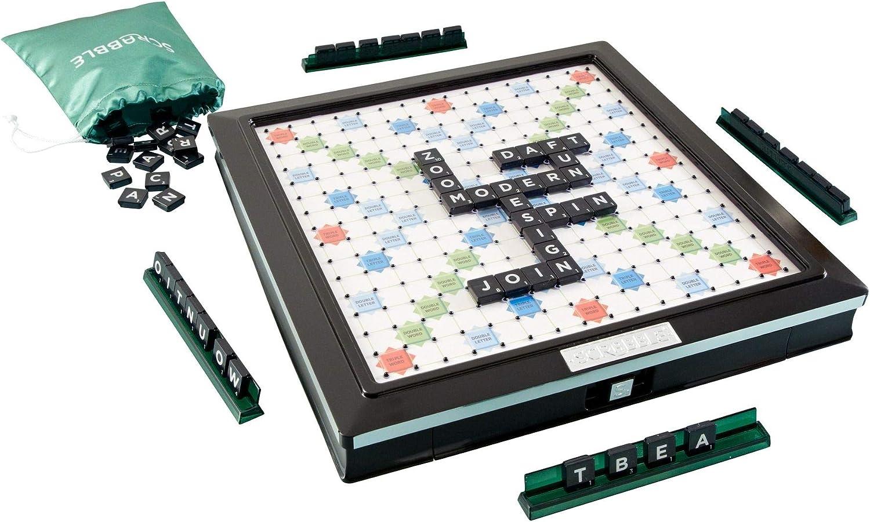 SCRABBLE - Juego de Mesa, de 2 a 4 Jugadores (Mattel Y9584) (versión en inglés): Mattel: Amazon.es: Juguetes y juegos