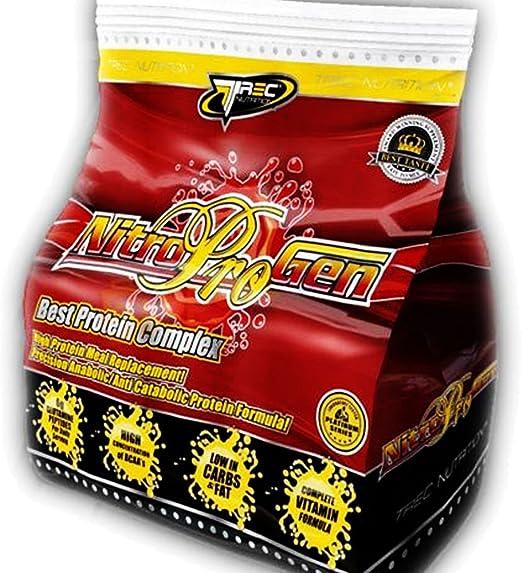 NITROPROGEN 2500 G - vainilla - mejor proteína en polvo ...