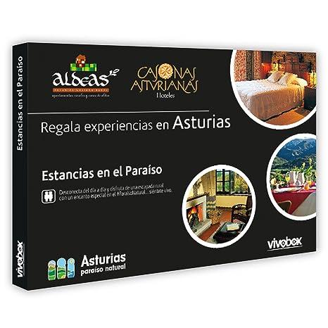 Vivobox Estancias en el Paraíso - Caja Regalo Experiencias en Asturias