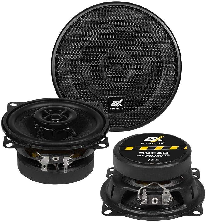 Esx Sxe42 10 Cm 2 Wege Lautsprecher Mit 120 Watt Rms 60 Watt Navigation