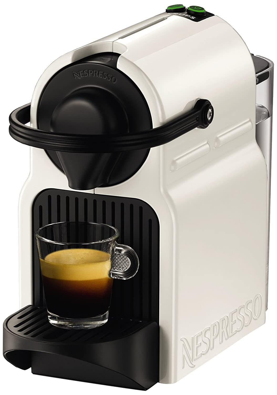 Krups Nespresso Inissia Blanche Amazon Co Uk Kitchen Home