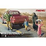 MENG-Model - Middle Easterners 1:35 (MNEHS-001)