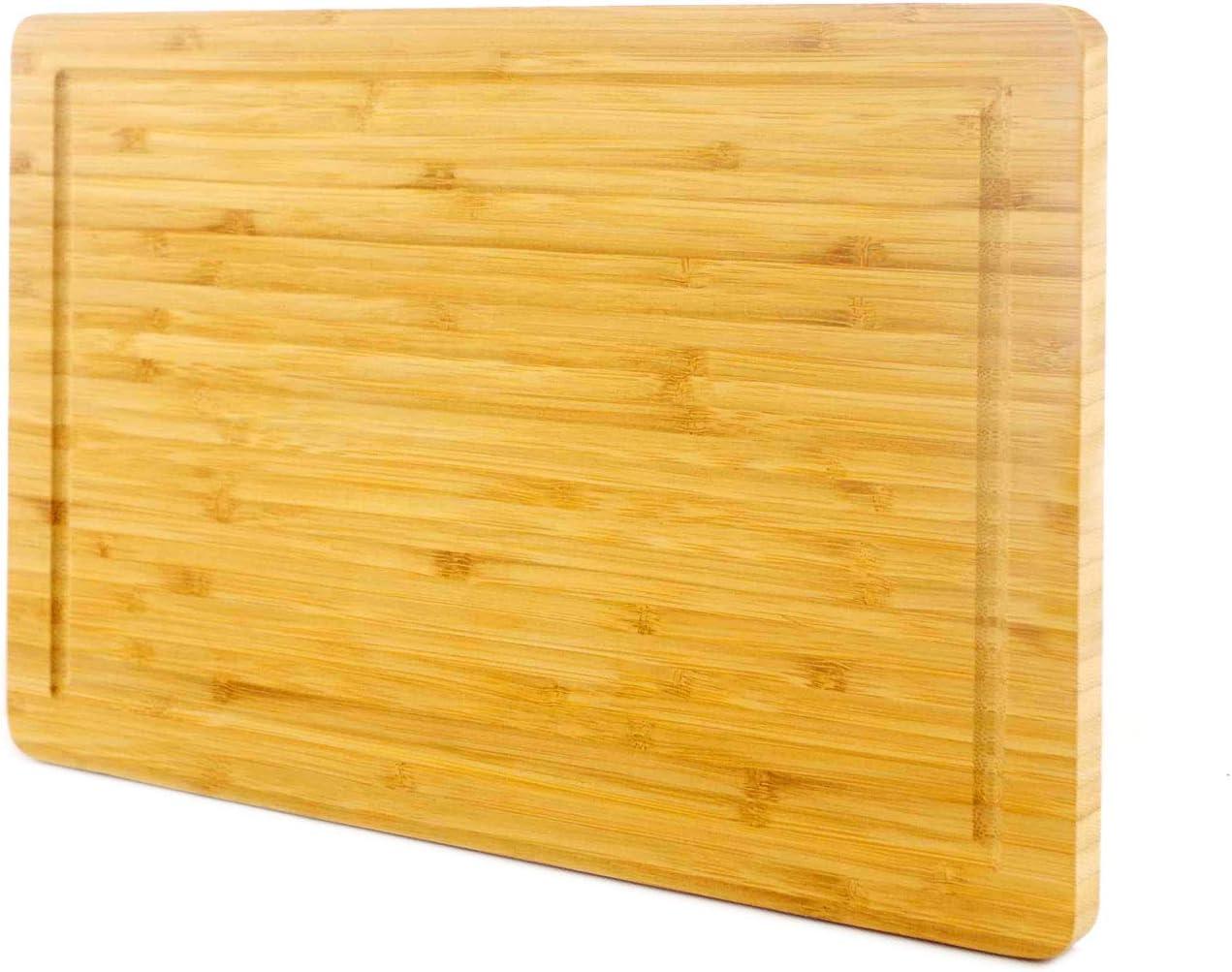 Multi Wood Kitchen Gift Bread Board Rectangle Cheese Cutting Board