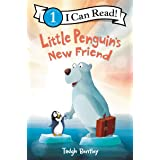 Little Penguin's New Friend (I Can Read Level 1)