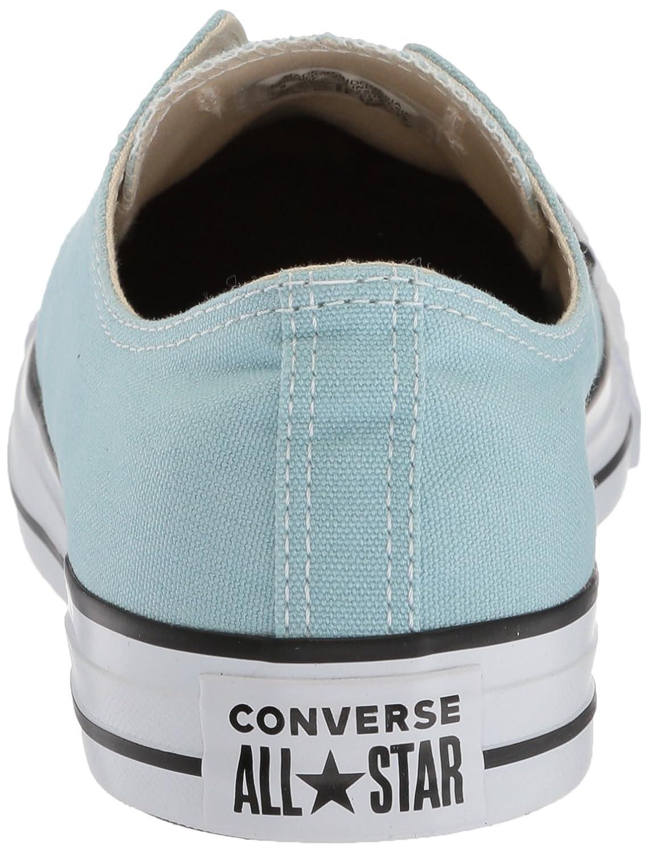 Converse Barn Chuck Taylor All Star Sesong Lerret Lav Top Sneaker avMrU