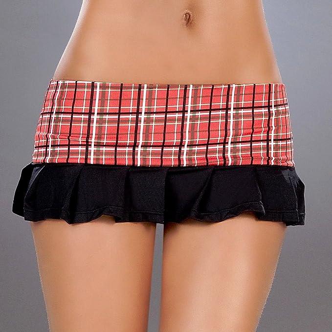 New 3005 Pink Plaid Mini Boy shorts Lot Yoga Gym Dance Clubwear Rave S M L