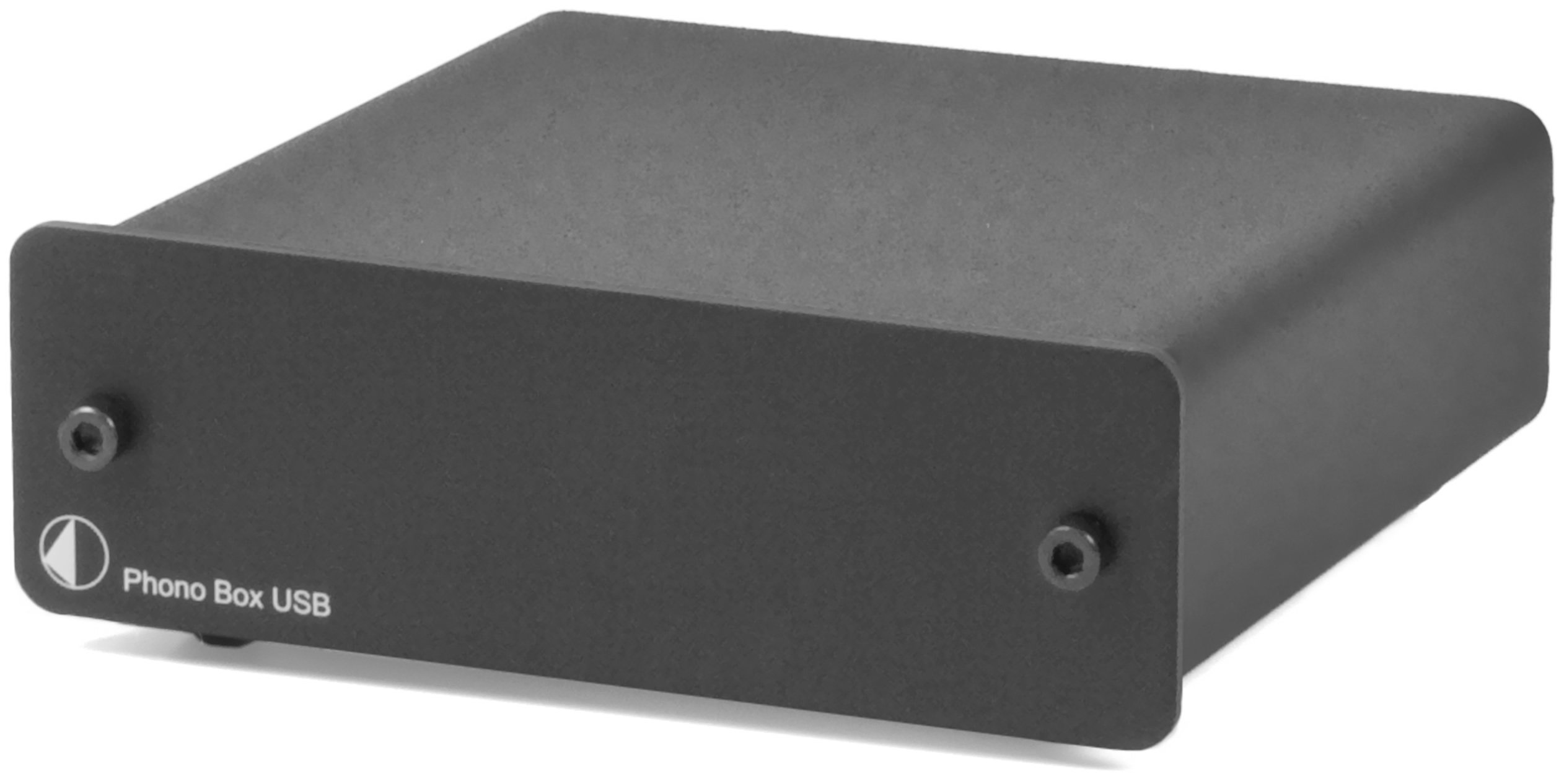Pro-Ject Phono Box USB Phono Preamplifier, Black by Pro-Ject