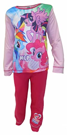 c763b139d Girls My Little Pony Pyjamas Sleepwear PJs Ages 18 months to 5 Years Old (18
