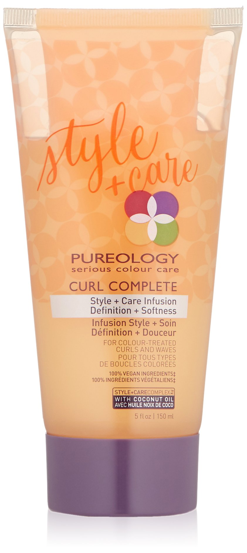 Pureology Curl Complete Style & Care Infusion, 5.0 fl. oz. by Pureology