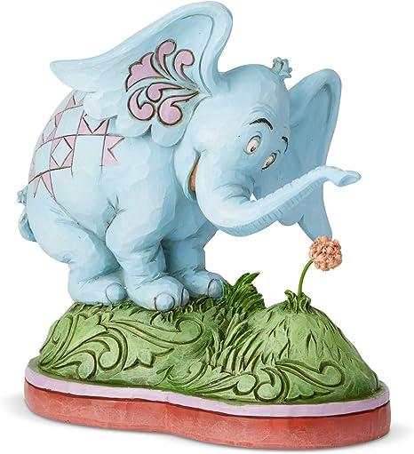 JIM SHORE Dr Seuss Horton Hears a Who Figurine NEW 6002910 with Flower
