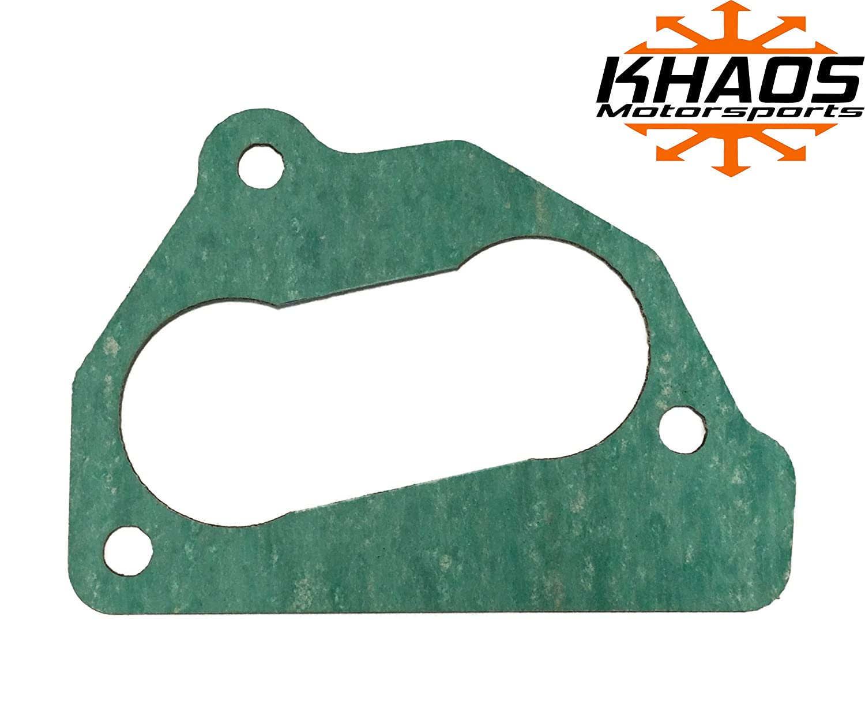 Khaos Motorsports Open Bore Throttle Body Spacer 87-95 Chevy GMC 5.7L 5.0L 4.3L