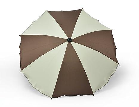Universal sombrilla paraguas para carrito y Sport Buggy, pantalla para cochecito de bebé con soporte