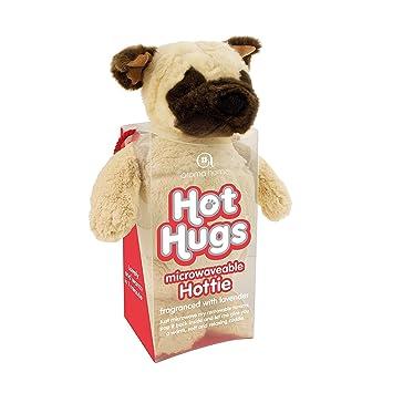 Aroma Home - Hot Hugs - Juguete para calienta en el microondas - 1 ...