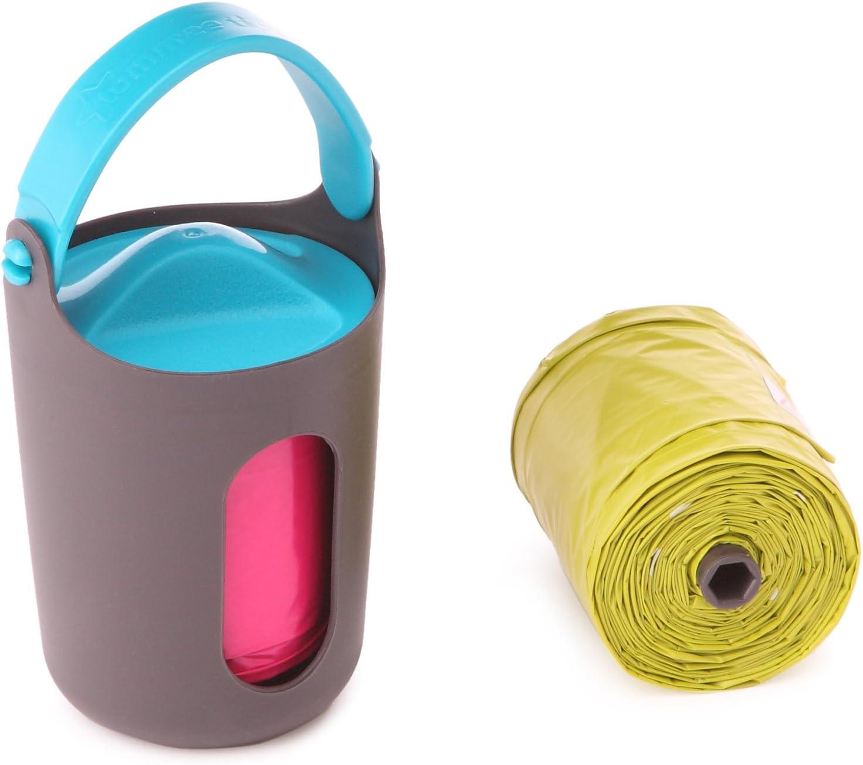 Distribuidor de bolsitas perfumadas con 2 packs de recambio Sangenic 1810016 Wrap /& Go