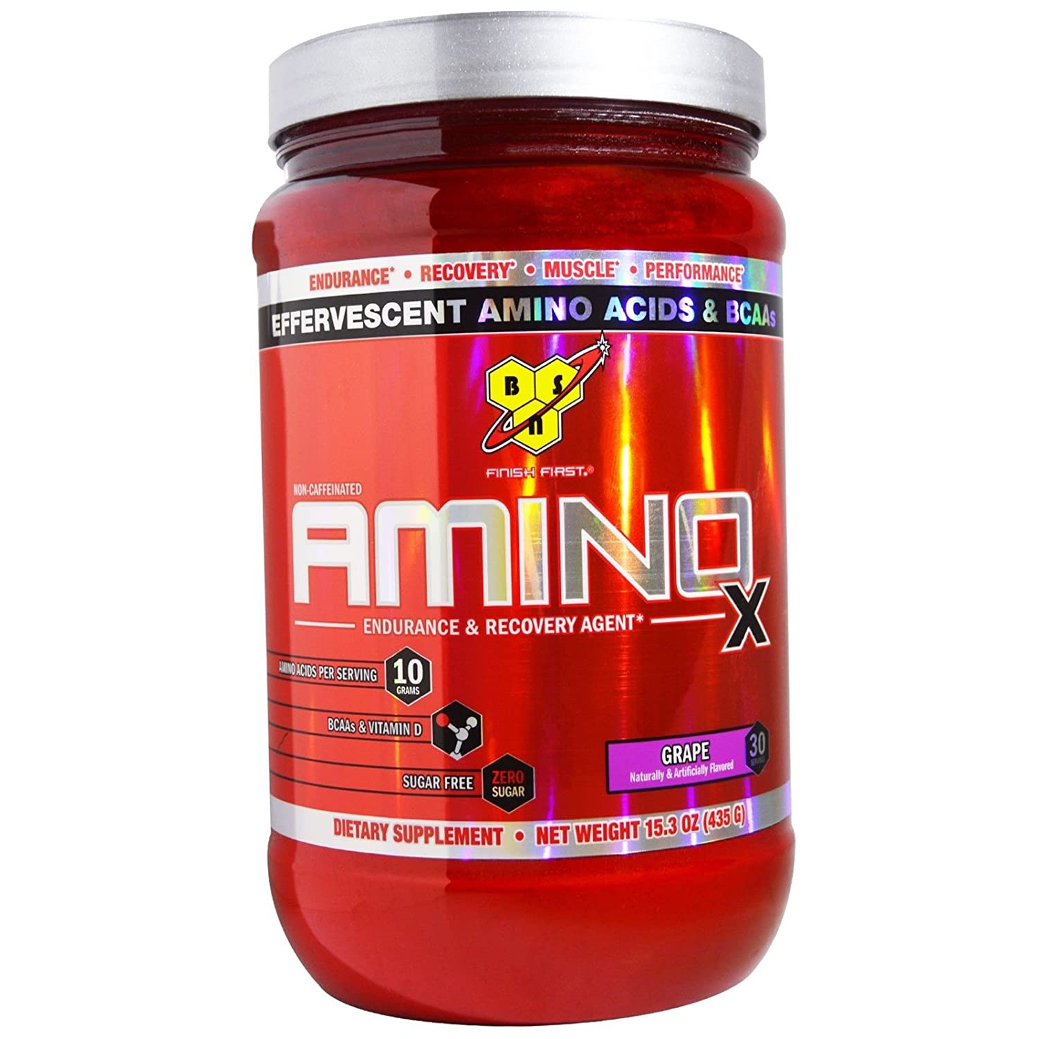 BSN Amino X Grape – 30 Servings