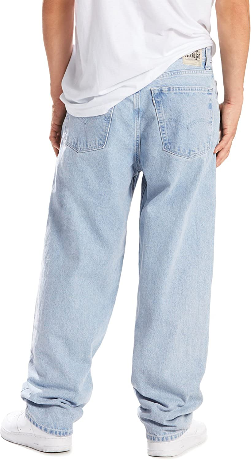 Levi Silvertab Jeans Baggy Fit Cheaper Than Retail Price Buy Clothing Accessories And Lifestyle Products For Women Men