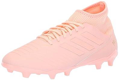 adidas Men s Predator 18.3 Firm Ground Soccer Shoe Clear Orange Trace Pink b63f2b574a1