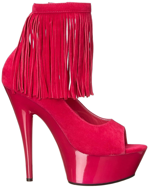 Ellie Shoes Women's B(M) 609-Aponi Boot B00G4TVG3Q 9 B(M) Women's US|Fuchsia 6e906d