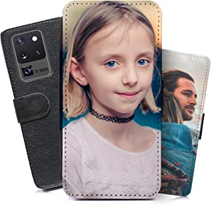 Apple iPhone 6 / 6s Plus Case, Your Own Custom Photo Wallet Case Personalized Flip Cover