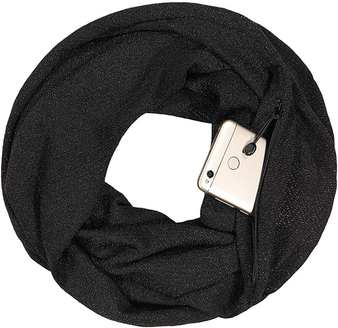 Women's Knit Infinity Scarf...