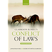 Clarkson & Hill's Conflict of Laws (English Edition)