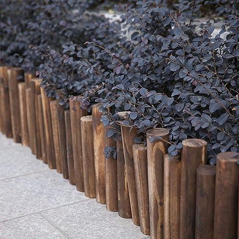 CAI Muebles para el hogar Valla Valla de Madera Cuadrícula Decoración Barandilla Exterior Jardín Valla Pet Fence,B: Amazon.es: Deportes y aire libre