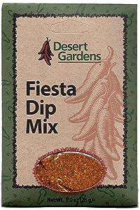 Desert Gardens Fiesta Dip Mix (Pack of 4)