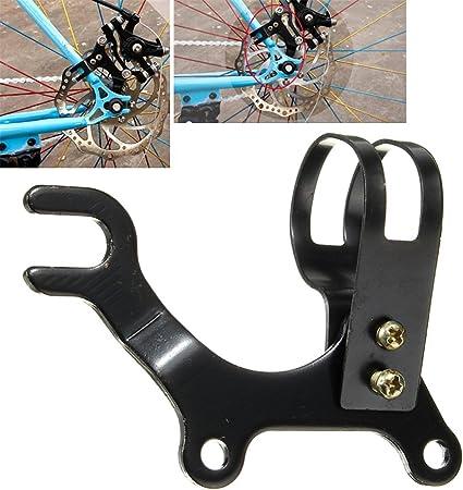 Amazon Com Bephamart Bike Disc Brake Bracket Frame Adaptor For 160mm Rotor Bicycle Components Sports Outdoors