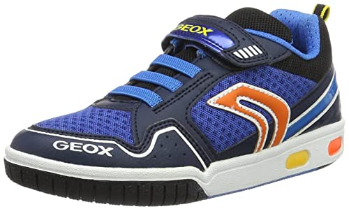 Geox Jr Gregg B, Zapatillas para Niños: Amazon.es: Zapatos y complementos