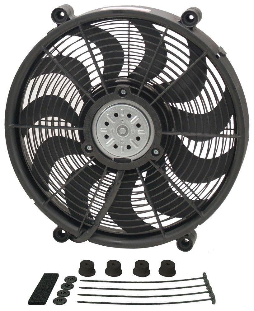 Derale 18217 17' High Output Radiator Fan