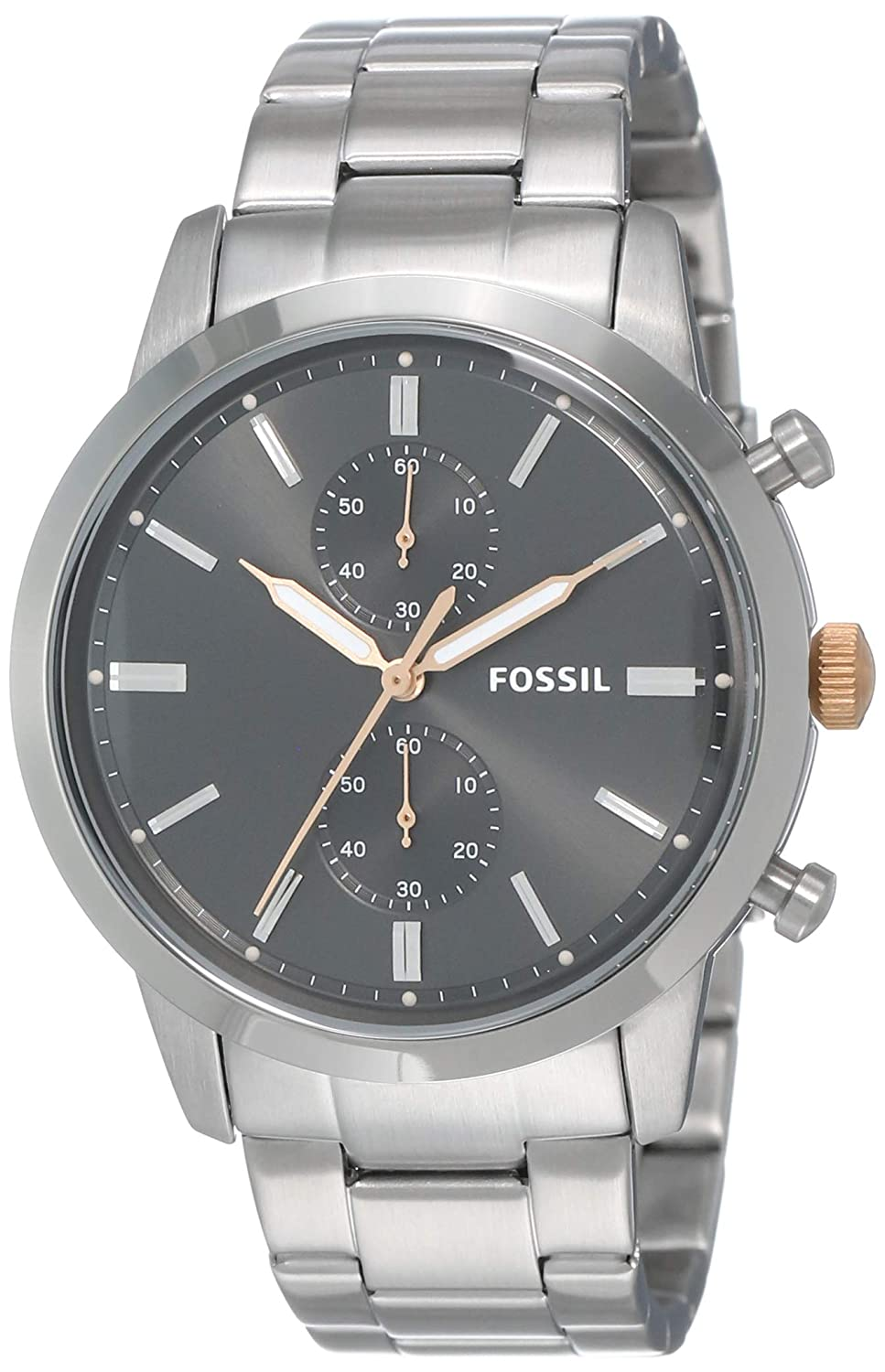 Fossil Men s 44mm Townsman – FS5407