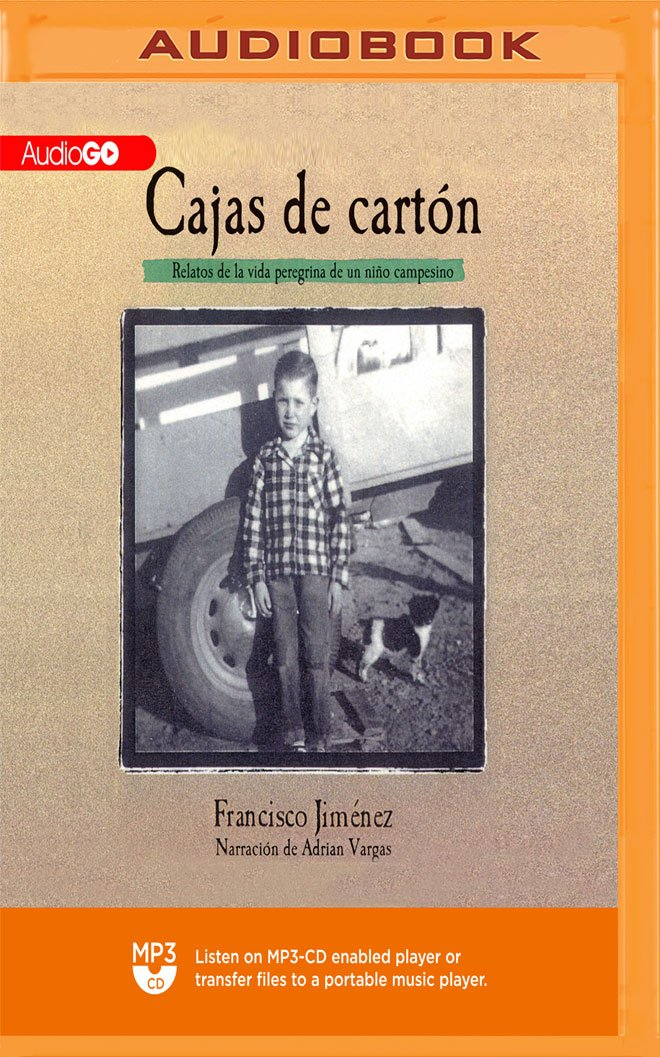 Cajas de Carton (Spanish Edition) (Spanish) MP3 CD – Audiobook, MP3 Audio, Unabridged