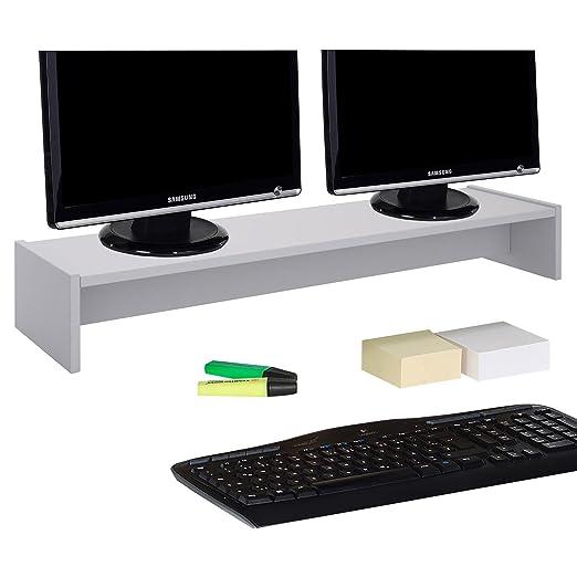 CARO-Möbel Carolina de Muebles Monitor Soporte Zoom para 2 ...