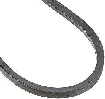 XL Belt Cross Section Rubber 21.2 Length D/&D PowerDrive 212XL037 Timing Belt